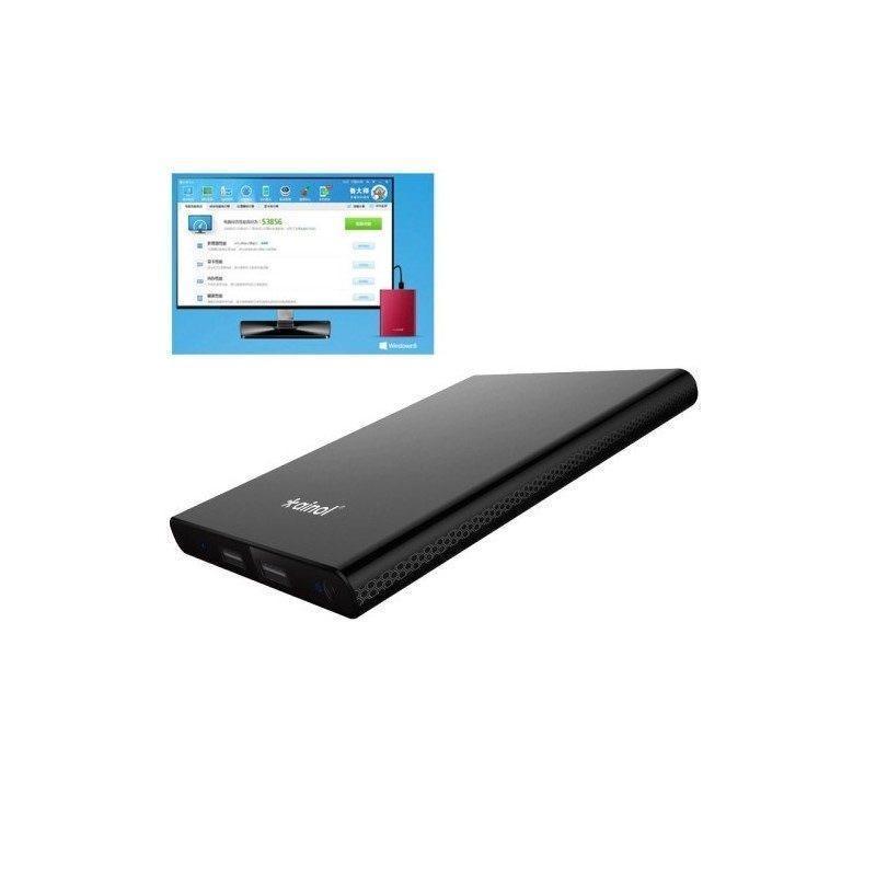 Персональный мини-компьютер Ainol Mini PC – Windows 8.1, процессор Intel Quad Core, 7000 мАч (черный)