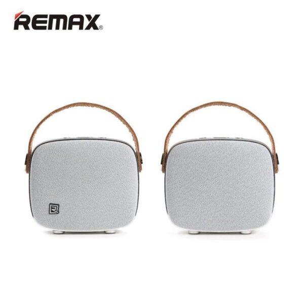 28695 - Портативная Bluetooth колонка Remax M6: 5Вт, гарнитура, 6 часов непрерывной работы, Bluetooth 4.1, NFS, iOS/ Android