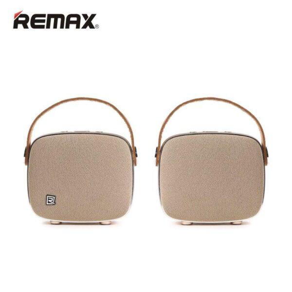 28696 - Портативная Bluetooth колонка Remax M6: 5Вт, гарнитура, 6 часов непрерывной работы, Bluetooth 4.1, NFS, iOS/ Android