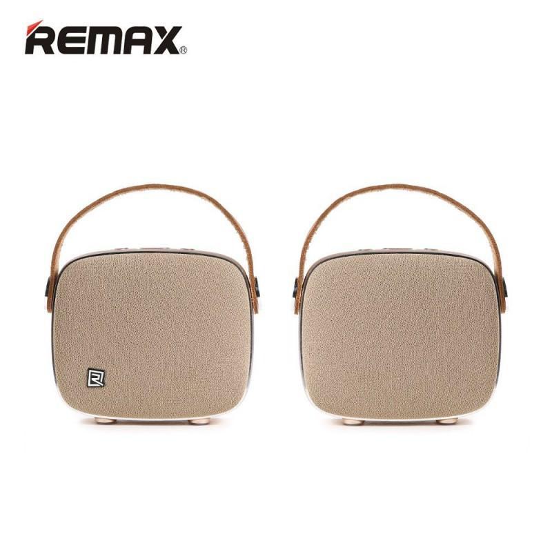 Портативная Bluetooth колонка Remax M6: 5Вт, гарнитура, 6 часов непрерывной работы, Bluetooth 4.1, NFS, iOS/ Android 205574
