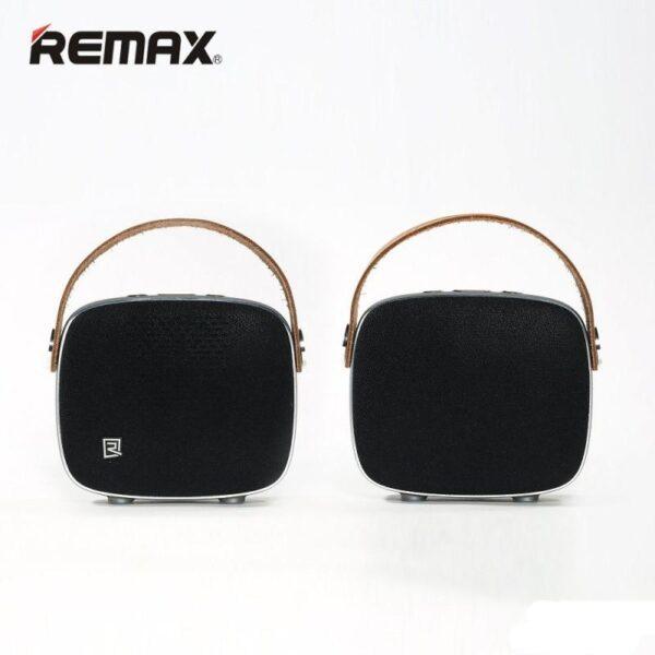 28698 - Портативная Bluetooth колонка Remax M6: 5Вт, гарнитура, 6 часов непрерывной работы, Bluetooth 4.1, NFS, iOS/ Android