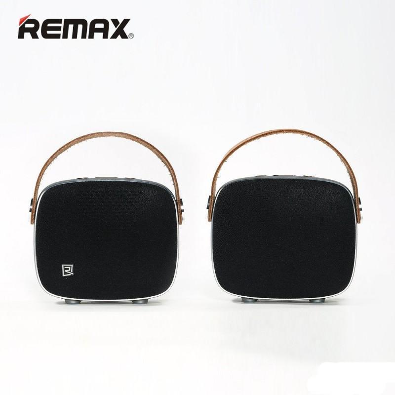 Портативная Bluetooth колонка Remax M6: 5Вт, гарнитура, 6 часов непрерывной работы, Bluetooth 4.1, NFS, iOS/ Android 205576