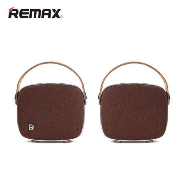 28699 - Портативная Bluetooth колонка Remax M6: 5Вт, гарнитура, 6 часов непрерывной работы, Bluetooth 4.1, NFS, iOS/ Android
