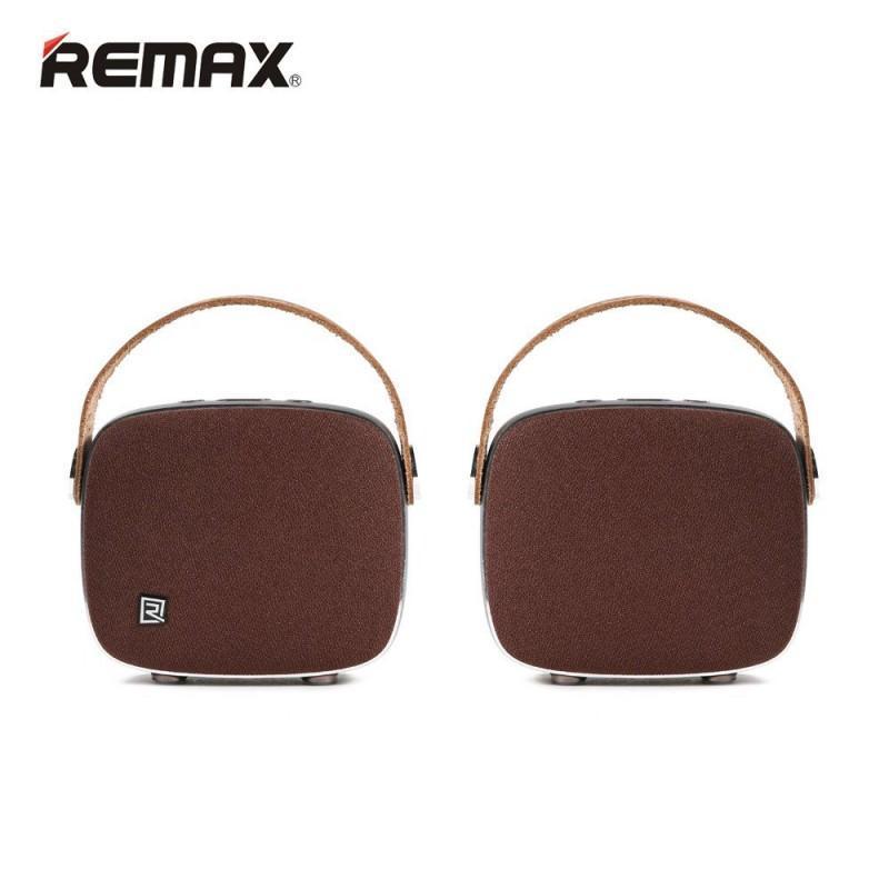 Портативная Bluetooth колонка Remax M6: 5Вт, гарнитура, 6 часов непрерывной работы, Bluetooth 4.1, NFS, iOS/ Android 205577