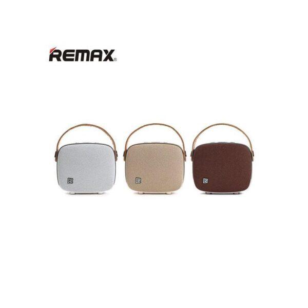 28713 - Портативная Bluetooth колонка Remax M6: 5Вт, гарнитура, 6 часов непрерывной работы, Bluetooth 4.1, NFS, iOS/ Android