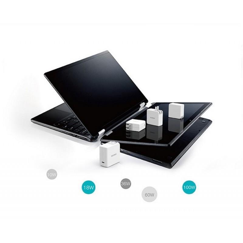 Адаптер питания Romoss AC29 Type-C для Apple MacBook – 5V 3A, 9V 2A, 14.5V 2A 205603