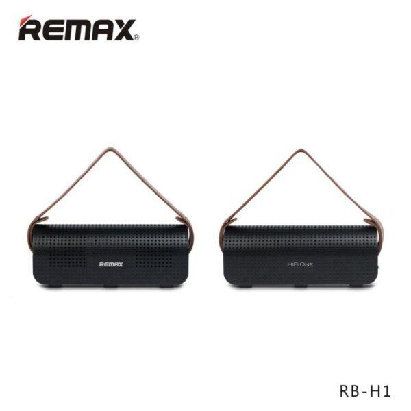28764 - Портативная Bluetooth колонка-Power Bank Remax H1: 5Вт, гарнитура, 8800 мАч, Bluetooth 4.0, NFS, AUX-кабель, Micro SD
