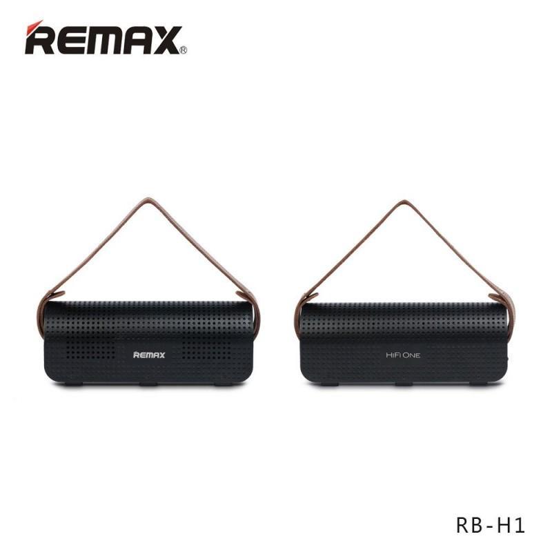 Портативная Bluetooth колонка-Power Bank Remax H1: 5Вт, гарнитура, 8800 мАч, Bluetooth 4.0, NFS, AUX-кабель, Micro SD 205635