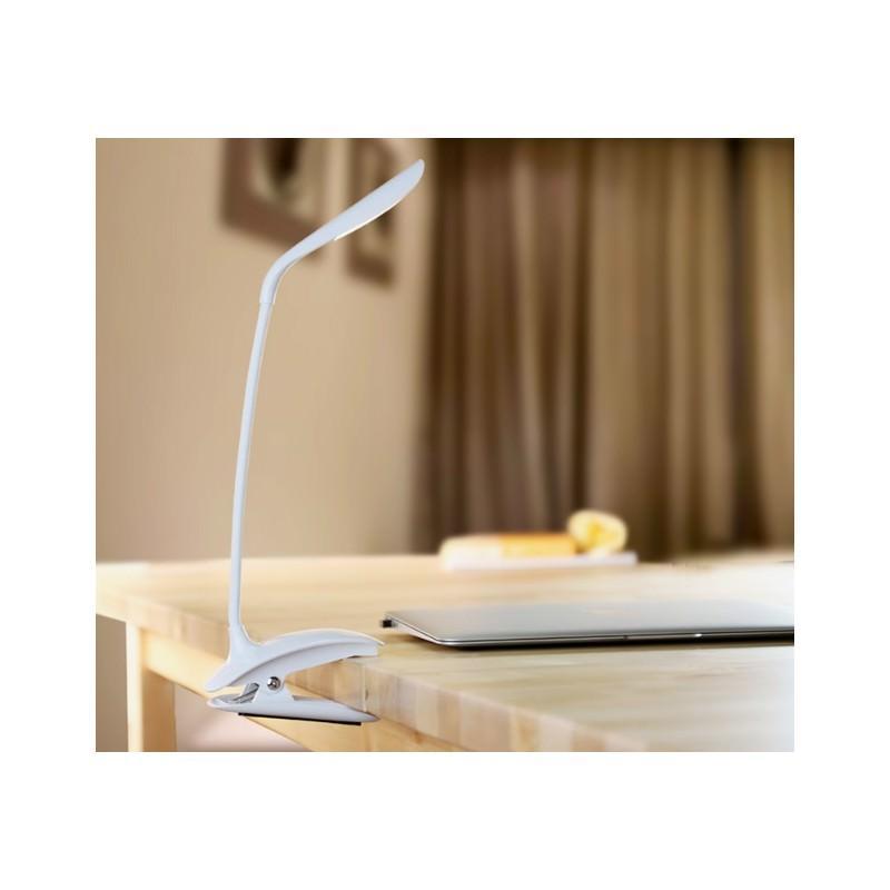 Гибкая настольная LED лампа Remax Milk: 50000 часов, 120 люмен 205682