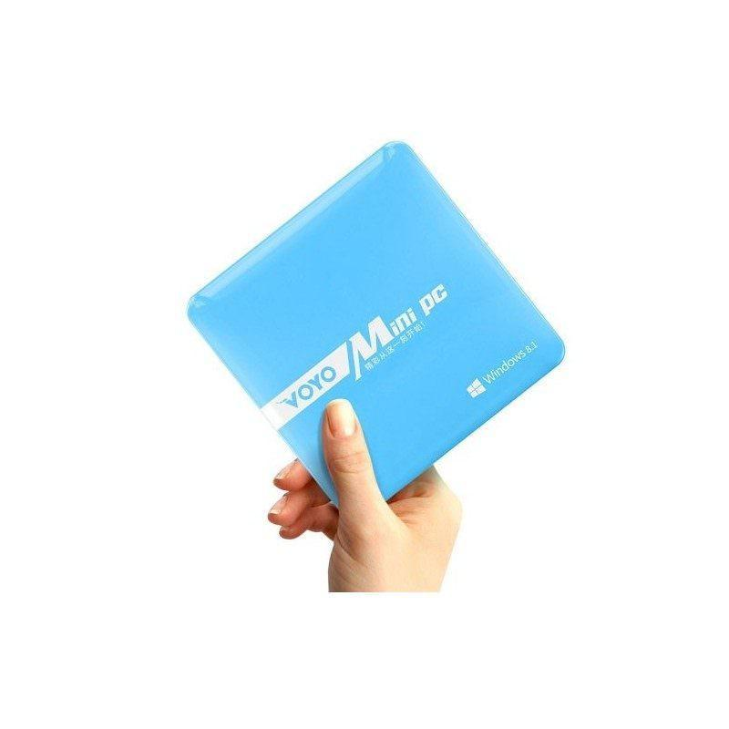 Мини-компьютер VOYO WinPad Mini PC – Windows 8.1, процессор Intel Quad Core, Micro SD, WiFi, HDMI (2 цвета)
