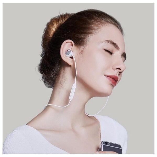 28944 - Bluetooth гарнитура QCY QY19 - Apt-X, IPx4, крепления ear hook, 6 часов прослушивания музыки