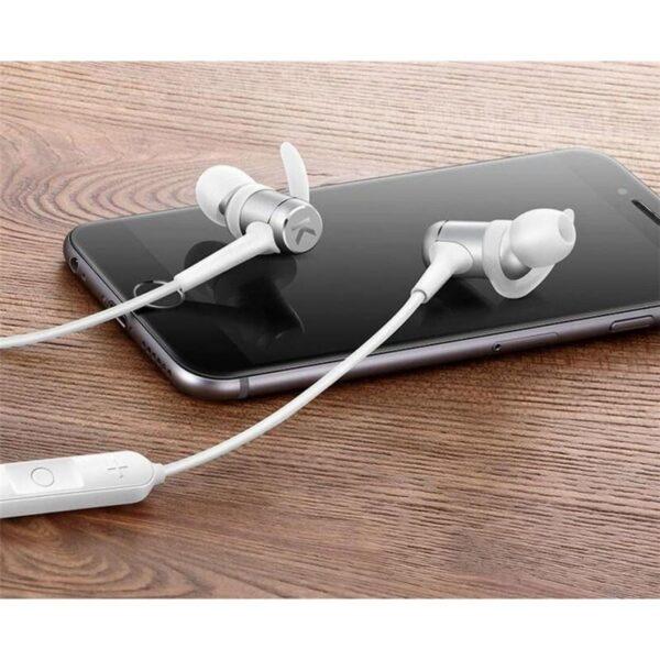 28952 - Bluetooth гарнитура Kugou M1 - Apt-X, до 10 часов музыки и разговоров, шумоподавление