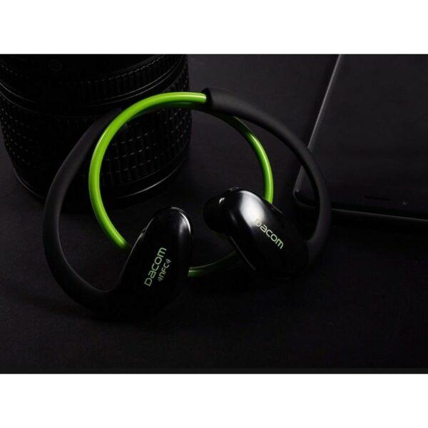 28966 - Bluetooth гарнитура Dacom Athlete - NFS, шумоподавление, до 8 часов непрерывной работы