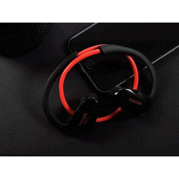 28968 - Bluetooth гарнитура Dacom Athlete - NFS, шумоподавление, до 8 часов непрерывной работы