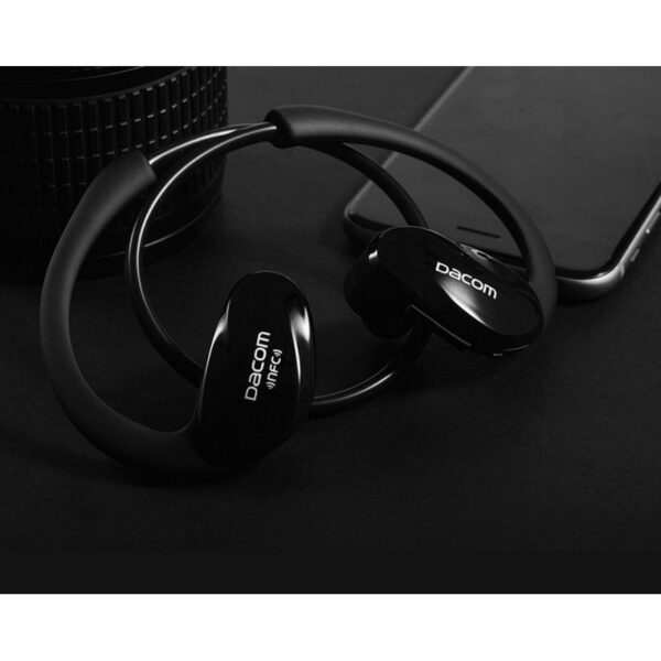 28969 - Bluetooth гарнитура Dacom Athlete - NFS, шумоподавление, до 8 часов непрерывной работы