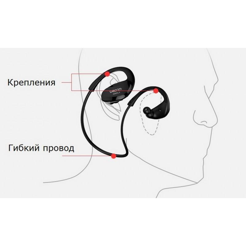 Bluetooth гарнитура Dacom Athlete – NFS, шумоподавление, до 8 часов непрерывной работы 205833