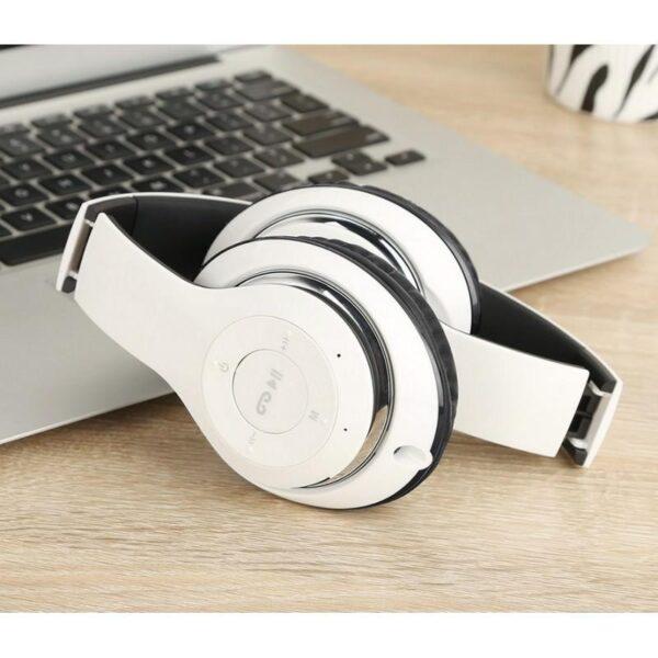 28997 - Складные беспроводные наушники Sound Intone BT-09 - Bluetooth 4.0, 3.5 мм аудио, Micro SD, FM-радио, до 8 часов работы