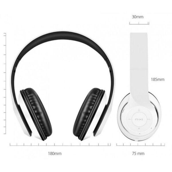 29001 - Складные беспроводные наушники Sound Intone BT-09 - Bluetooth 4.0, 3.5 мм аудио, Micro SD, FM-радио, до 8 часов работы