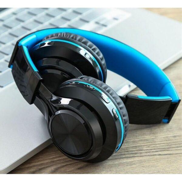 29011 - Складные наушники Sound Intone BT-06 - Bluetooth 4.0, 3.5 мм аудио, Micro SD, FM-радио, шумоподавление, Hi-Fi звук