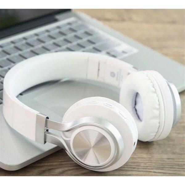 29017 - Складные наушники Sound Intone BT-06 - Bluetooth 4.0, 3.5 мм аудио, Micro SD, FM-радио, шумоподавление, Hi-Fi звук