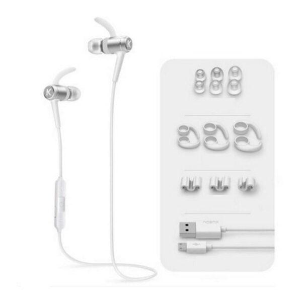 29023 - Bluetooth гарнитура Kugou M1 - Apt-X, до 10 часов музыки и разговоров, шумоподавление