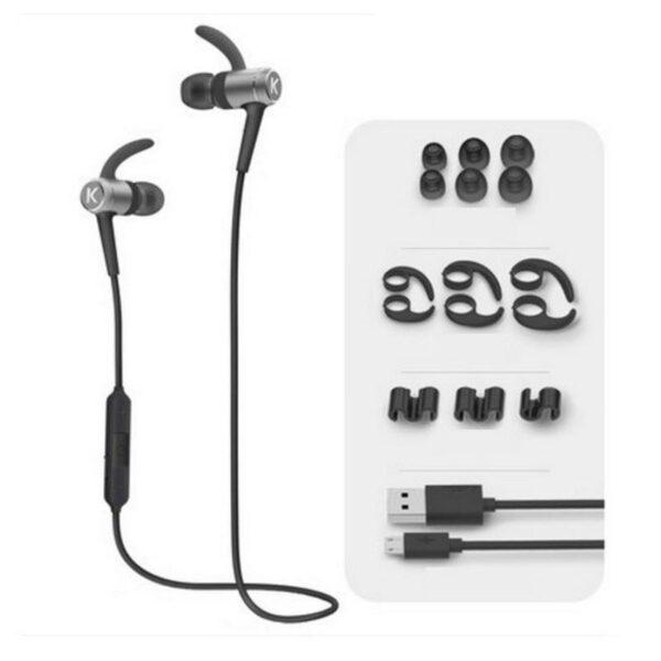 29024 - Bluetooth гарнитура Kugou M1 - Apt-X, до 10 часов музыки и разговоров, шумоподавление