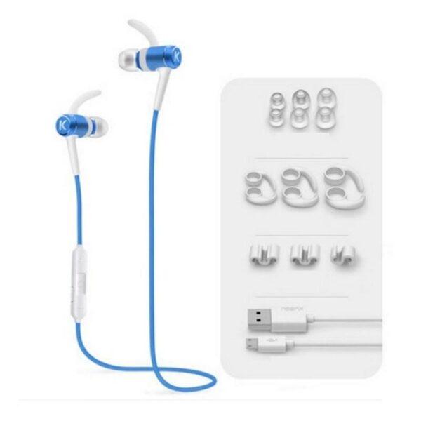 29025 - Bluetooth гарнитура Kugou M1 - Apt-X, до 10 часов музыки и разговоров, шумоподавление