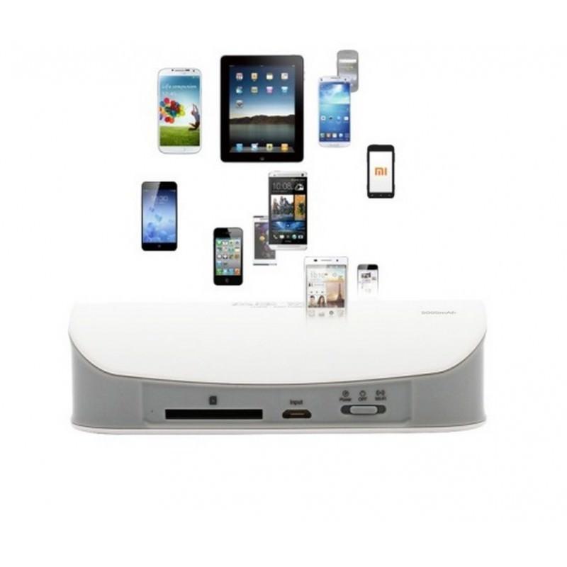 Многофункциональное устройство Pisen Cloud 4 в 1 – Power Bank 5000 мАч, Wi-Fi роутер, репитер, облачное хранилище 205876