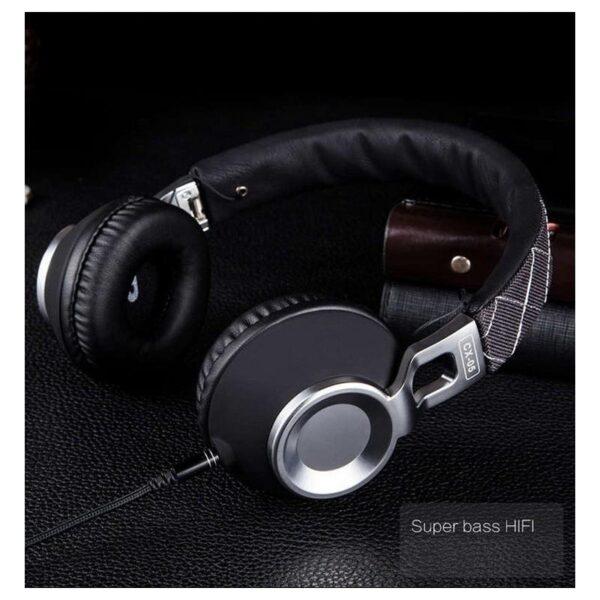 29059 - Накладные полноразмерные наушники Sound Intone CX-05 - Super Bass Hi-Fi звук, металлическая складная конструкция, микрофон