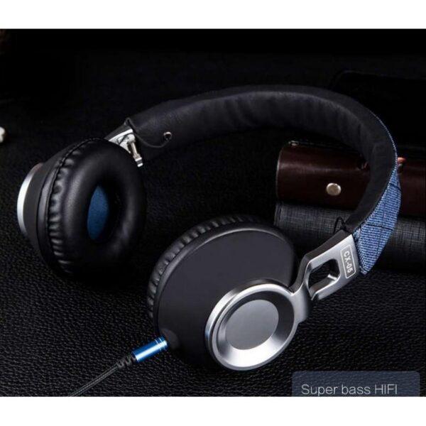 29067 - Накладные полноразмерные наушники Sound Intone CX-05 - Super Bass Hi-Fi звук, металлическая складная конструкция, микрофон