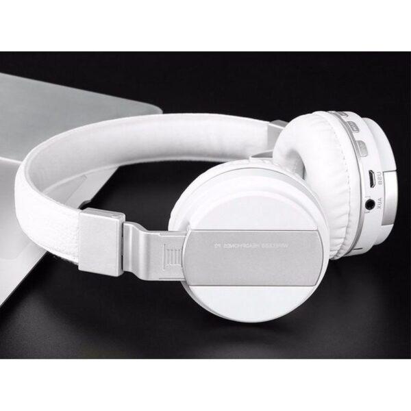 29078 - Складные Bluetooth наушники Sound Intone P2 - поддержка micro SD карт, FM-радио, микрофон
