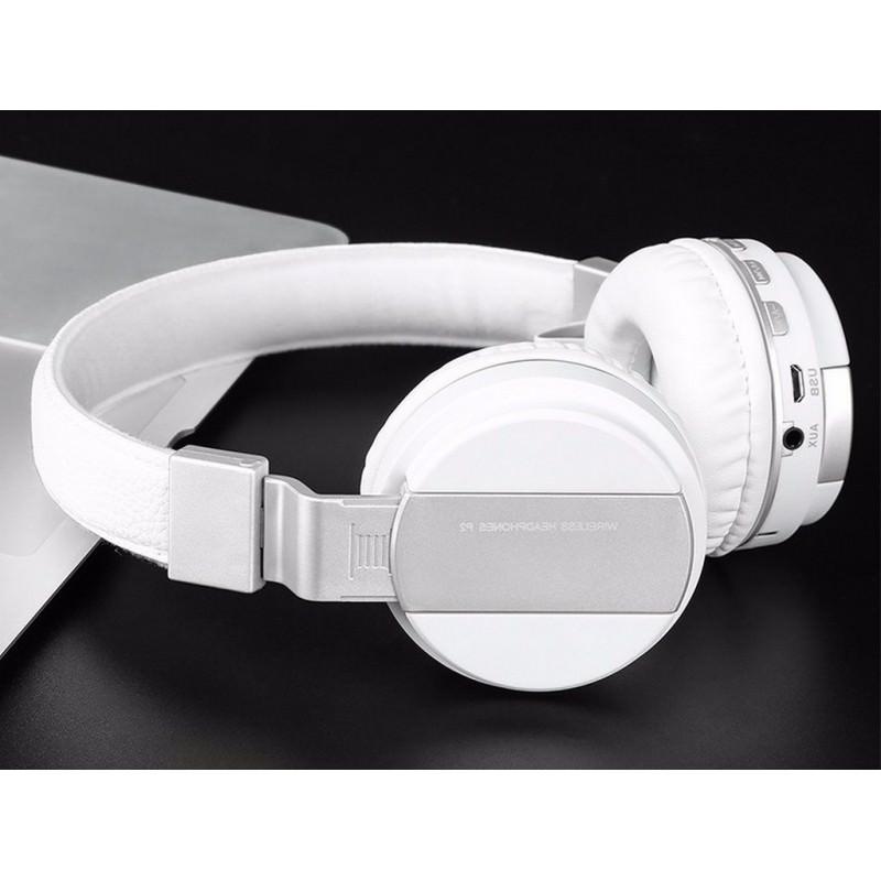Складные Bluetooth наушники Sound Intone P2 – поддержка micro SD карт, FM-радио, микрофон 205923
