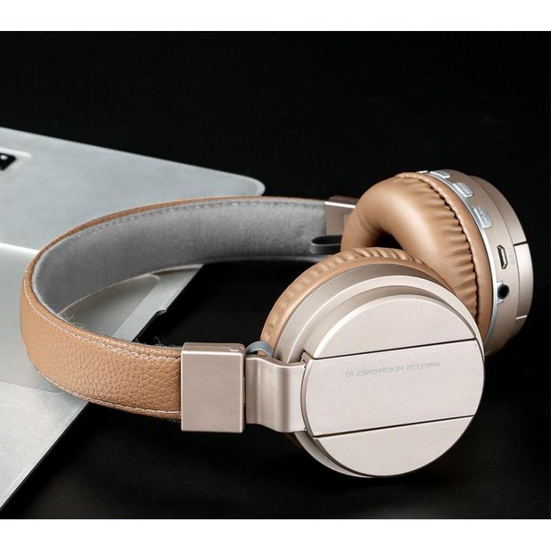 Складные Bluetooth наушники Sound Intone P2 – поддержка micro SD карт, FM-радио, микрофон 205925
