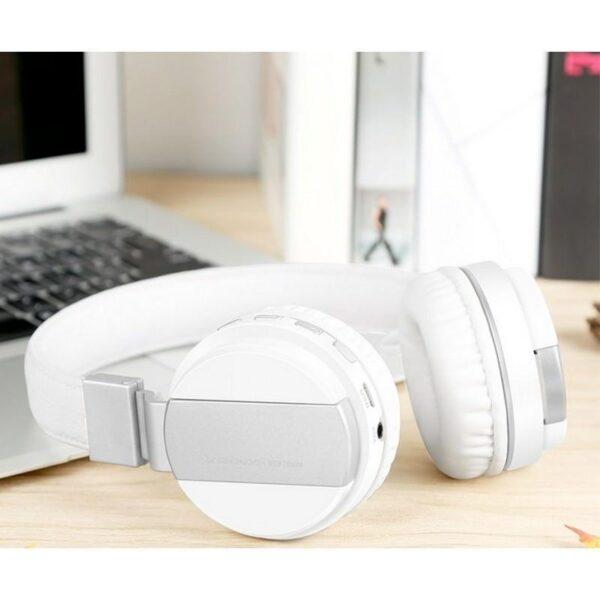 29084 - Складные Bluetooth наушники Sound Intone P2 - поддержка micro SD карт, FM-радио, микрофон