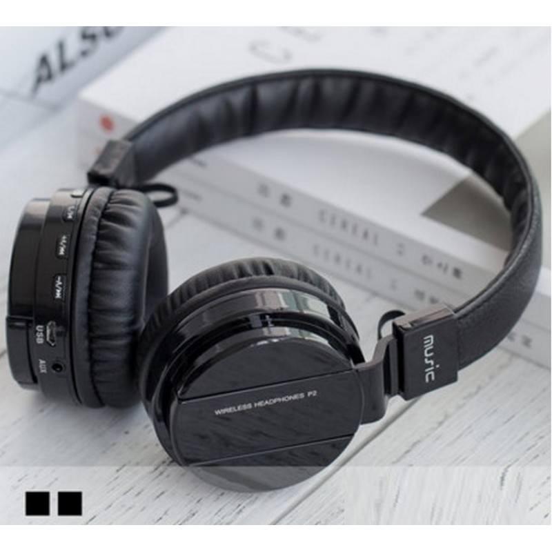 Складные Bluetooth наушники Sound Intone P2 – поддержка micro SD карт, FM-радио, микрофон 205932