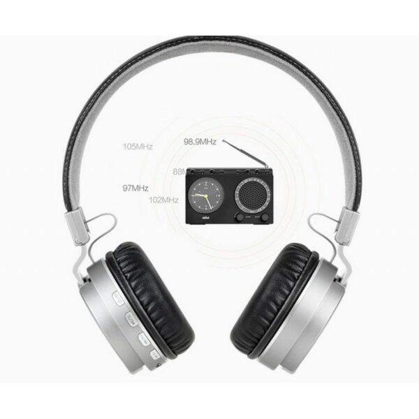 29089 - Складные Bluetooth наушники Sound Intone P2 - поддержка micro SD карт, FM-радио, микрофон