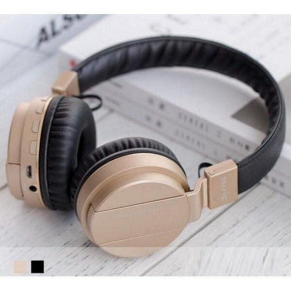 29090 - Складные Bluetooth наушники Sound Intone P2 - поддержка micro SD карт, FM-радио, микрофон