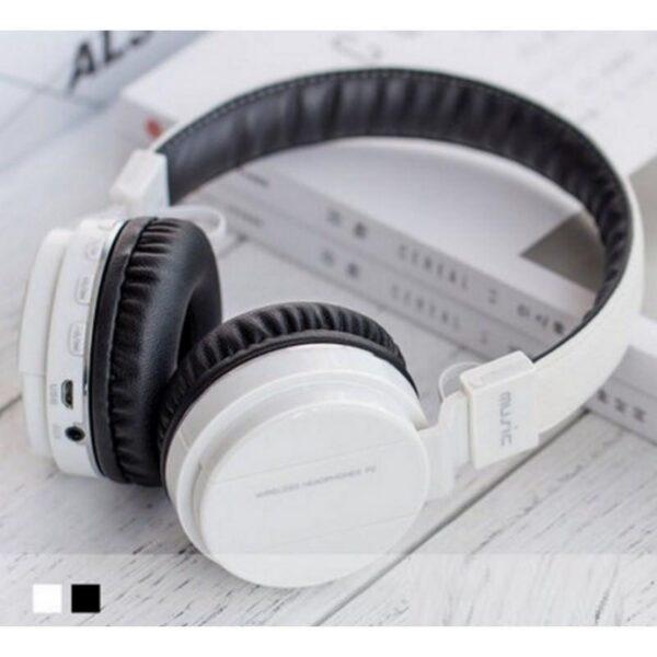 29091 - Складные Bluetooth наушники Sound Intone P2 - поддержка micro SD карт, FM-радио, микрофон