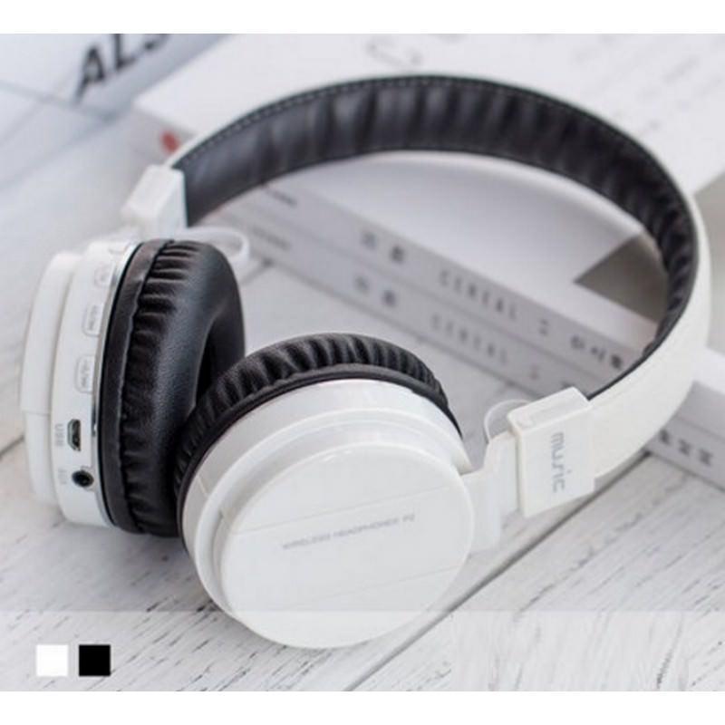 Складные Bluetooth наушники Sound Intone P2 – поддержка micro SD карт, FM-радио, микрофон 205935