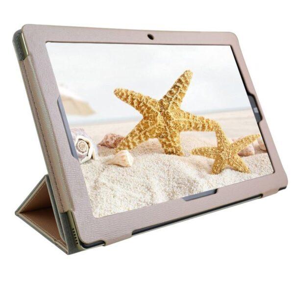 29136 - Кожаный чехол-подставка для Teclast Tbook10/ Tbook10S