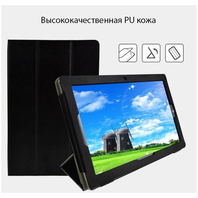 Кожаный чехол-подставка для Teclast Tbook10/ Tbook10S 205988