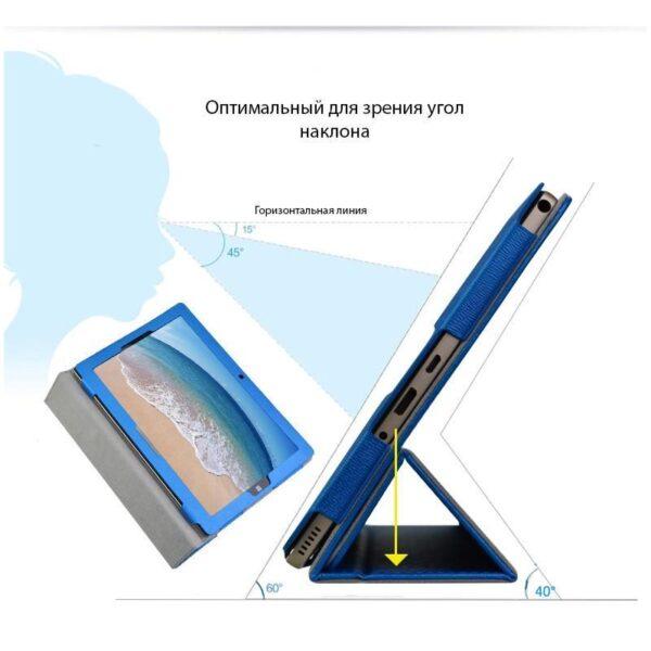 29158 - Кожаный чехол-подставка для Teclast Tbook10/ Tbook10S