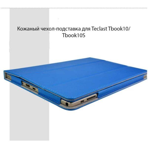 29165 - Кожаный чехол-подставка для Teclast Tbook10/ Tbook10S