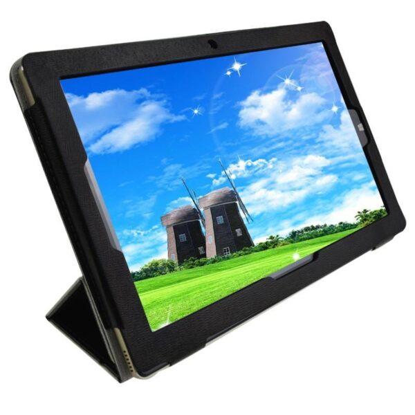 29171 - Кожаный чехол-подставка для Teclast Tbook10/ Tbook10S