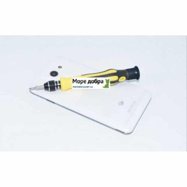29185 - Многофункциональный набор мини-отверток 45 в 1 MingTU RZ45012 - ручка, сменные биты, удлинитель, пинцет