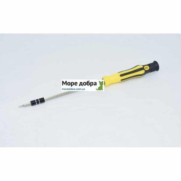 29186 - Многофункциональный набор мини-отверток 45 в 1 MingTU RZ45012 - ручка, сменные биты, удлинитель, пинцет