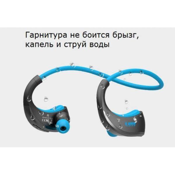 29220 - Bluetooth гарнитура Dacom Armor - IPx5, до 8 часов активной работы, шумоподавление