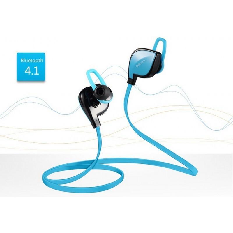 29265 - Беспроводные Bluetooth наушники Dacom Lancer Two - шумоподавление CVC 6.0, поддержка APT-X, до 8 часов музыки и разговора