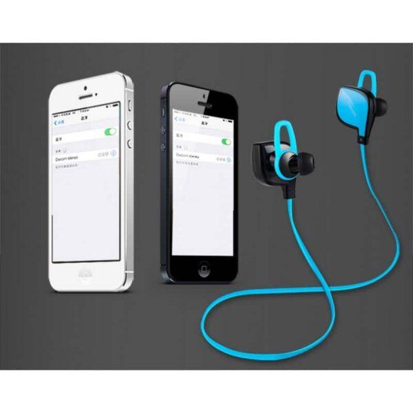29267 - Беспроводные Bluetooth наушники Dacom Lancer Two - шумоподавление CVC 6.0, поддержка APT-X, до 8 часов музыки и разговора