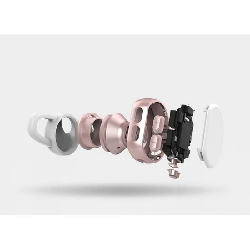 Беспроводные Bluetooth наушники Dacom Fruit Powder 7 – Bluetooth 4.1, до 10 м, до 8 часов музыки 206182